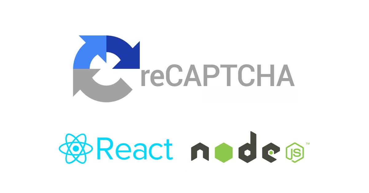 ReactJS + Node js - Setting up Google reCAPTCHA v2 - Woolha
