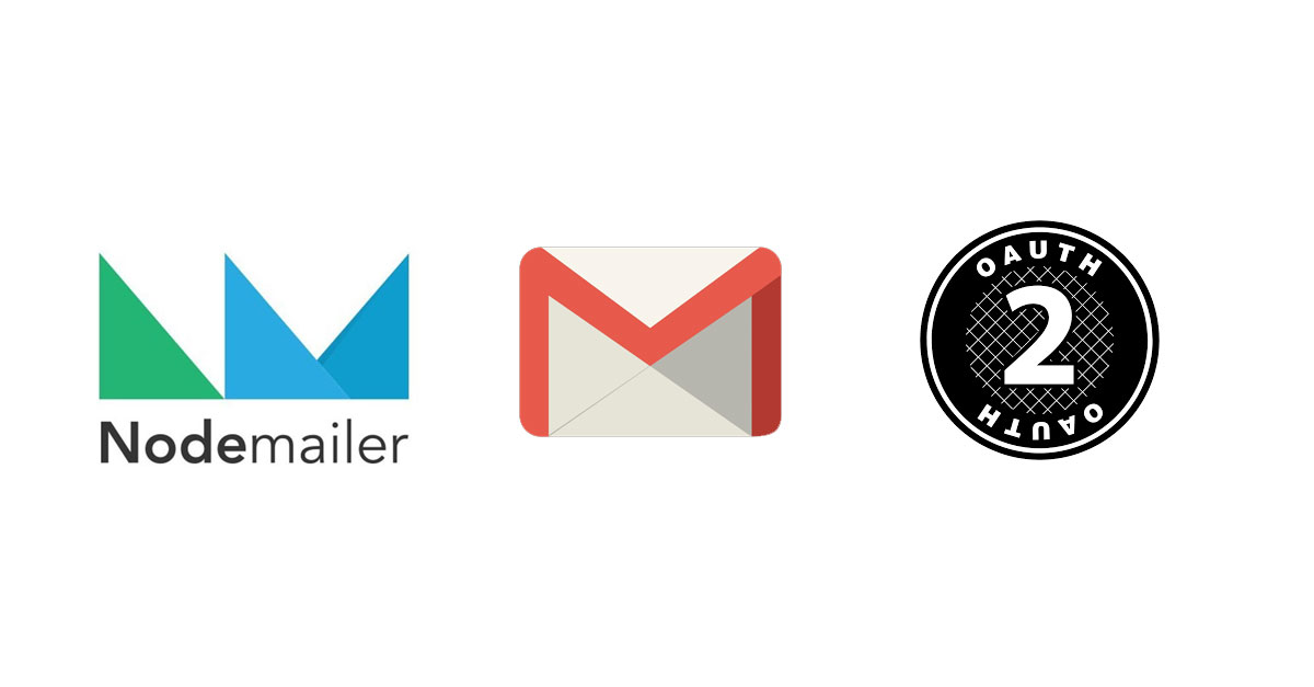 Node js - Send Email Using Gmail with Nodemailer + OAuth2