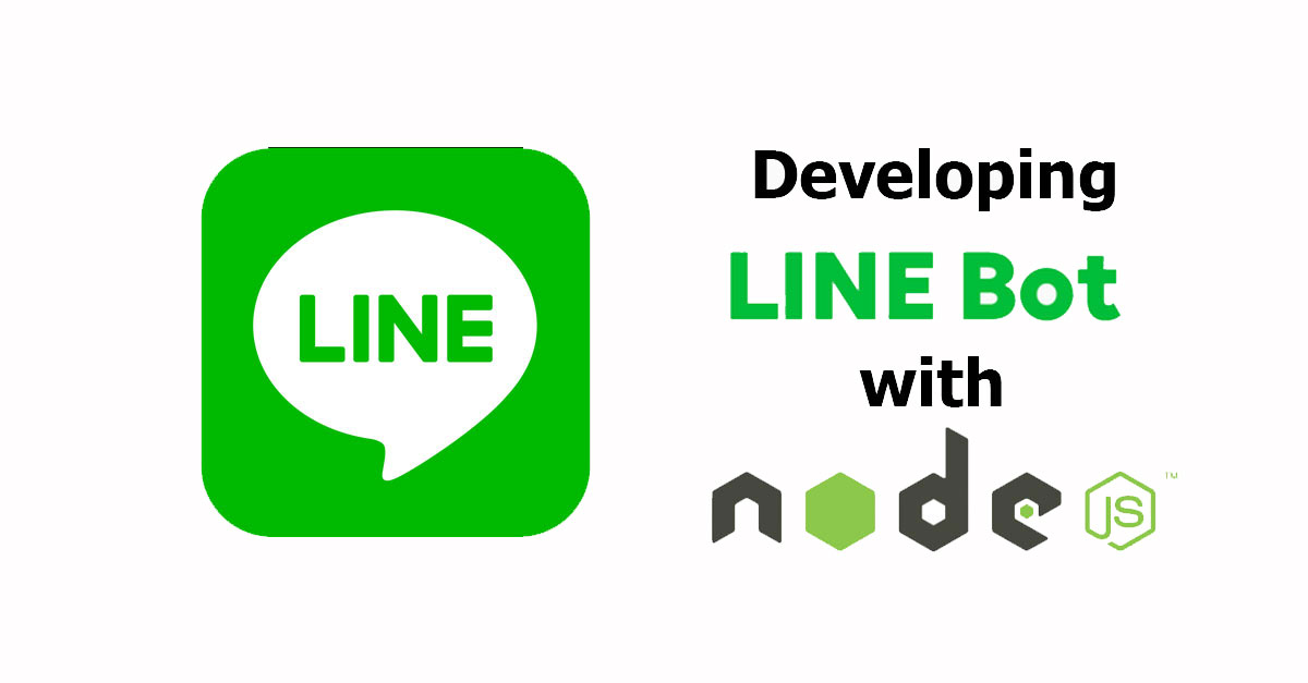 Developing LINE Messaging Chat Bot Using Node js - Woolha