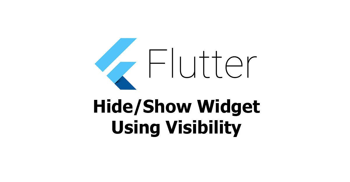 Flutter Widgets Catalog